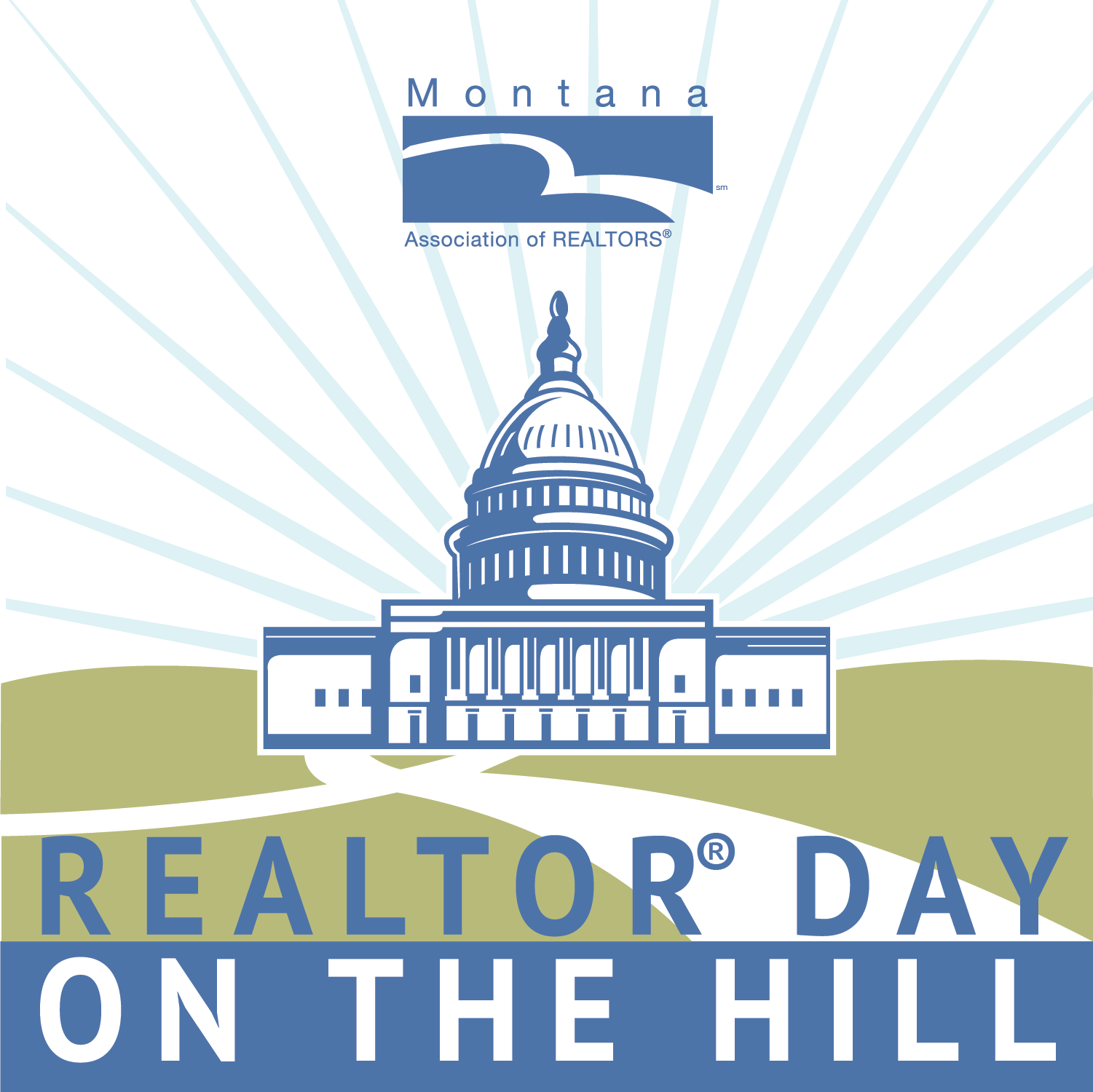Realtor Day on the Hill graphic